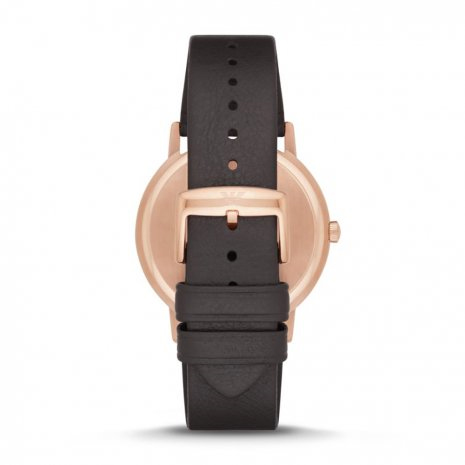 Leather Strap Watch (AR11011)