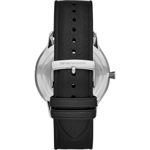 Man Three-Hands Leather Watch (AR11210)