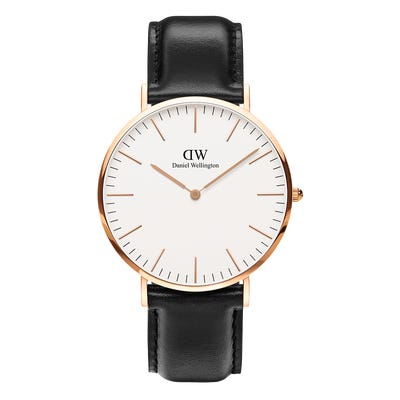 Classic Sheffield 40mm Rose Gold