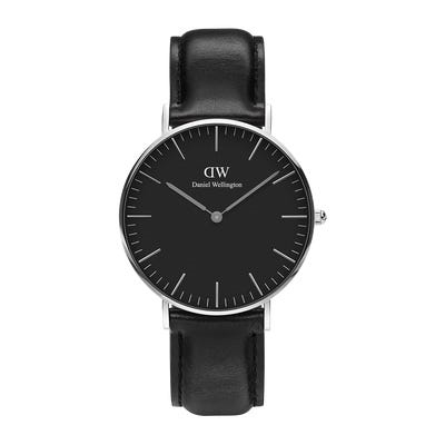 Classic Sheffield 36mm Black and Silver