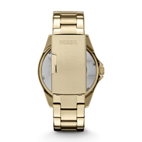 Riley Multifunction Gold-Tone Stainless Steel Watch