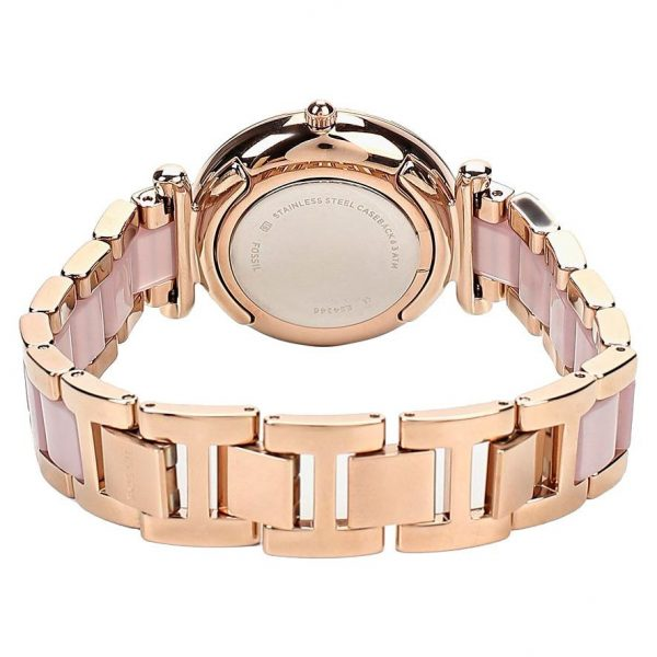 Carlie Three Hand Dress Watch