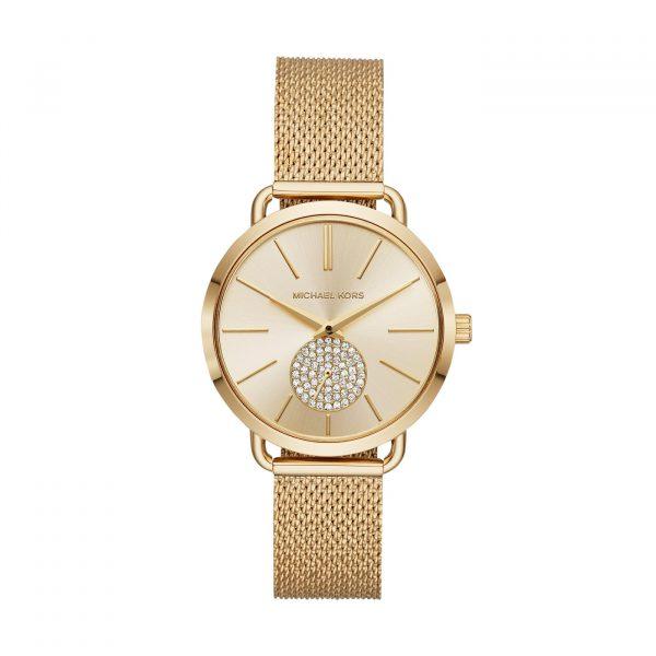 Portia Gold-Tone Watch
