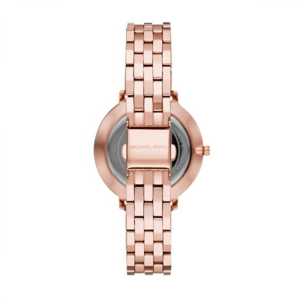 Pyper Rose Gold-Tone Watch (MK3897)