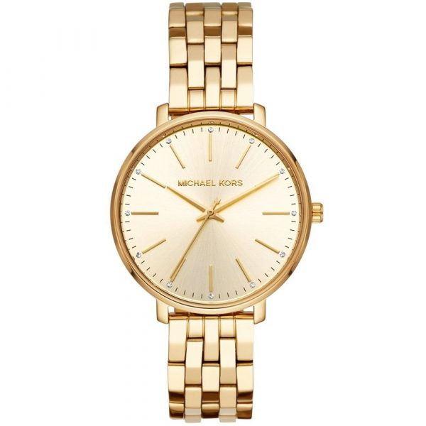 Pyper Gold-Tone Watch