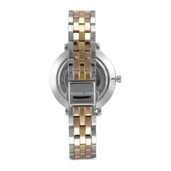 Pyper Tri-Tone Watch