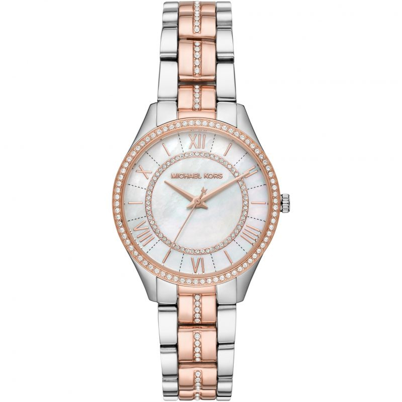 Lauryn Two Colour Ladies Watch