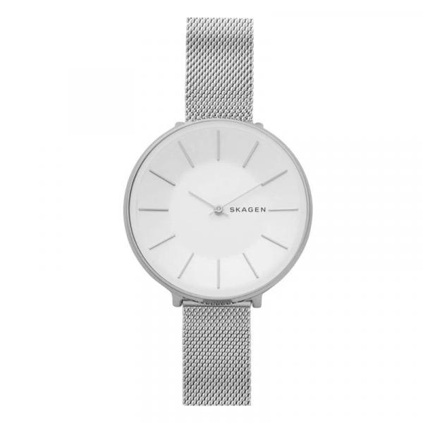 Karolina Steel-Mesh Watch (SKW2687)