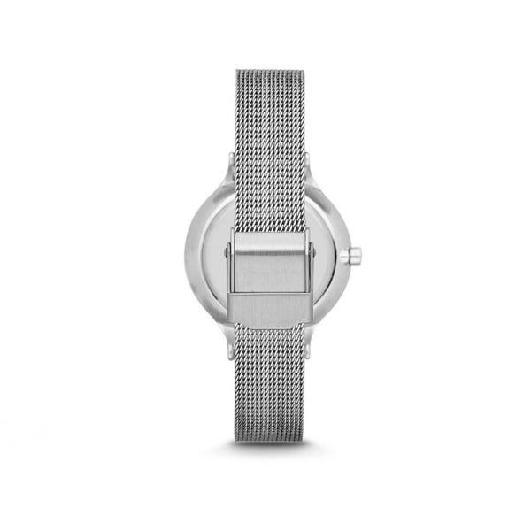 Karolina Steel-Mesh Watch