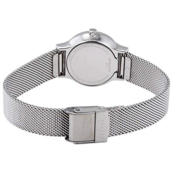 Freja Steel Mesh Watch