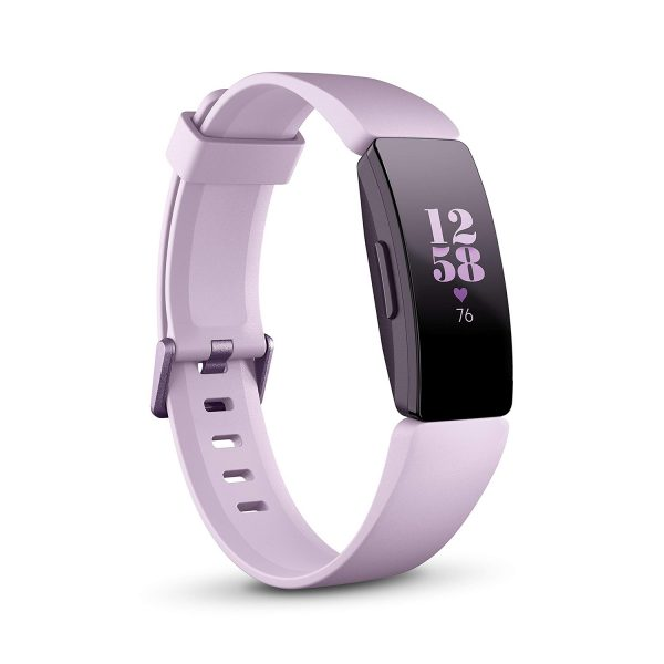 Fitbit Inspire HR Lilac (FB413LVLV)