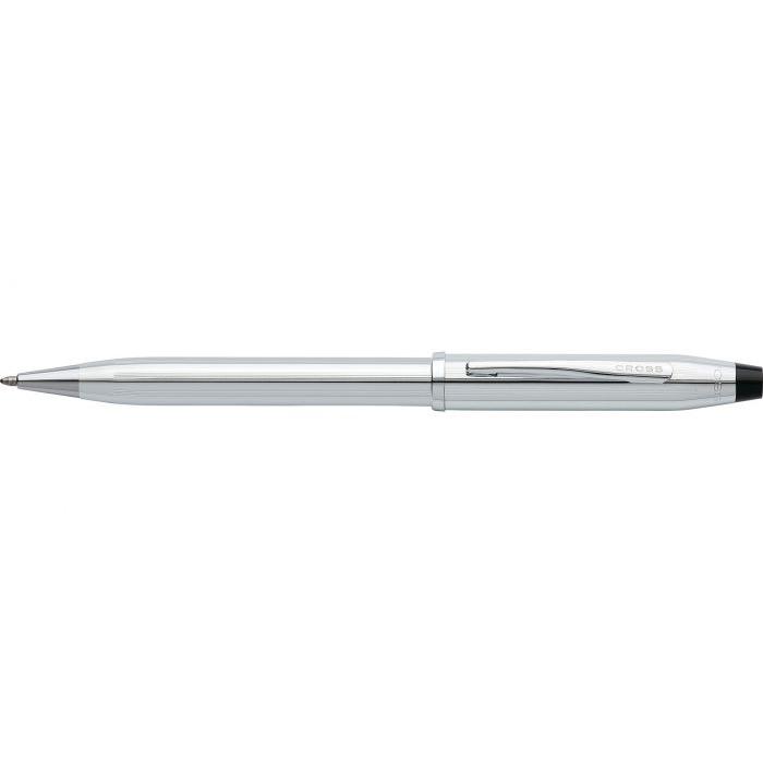 Century II Lustrous Chrome Ballpoint Pen (3502WG)