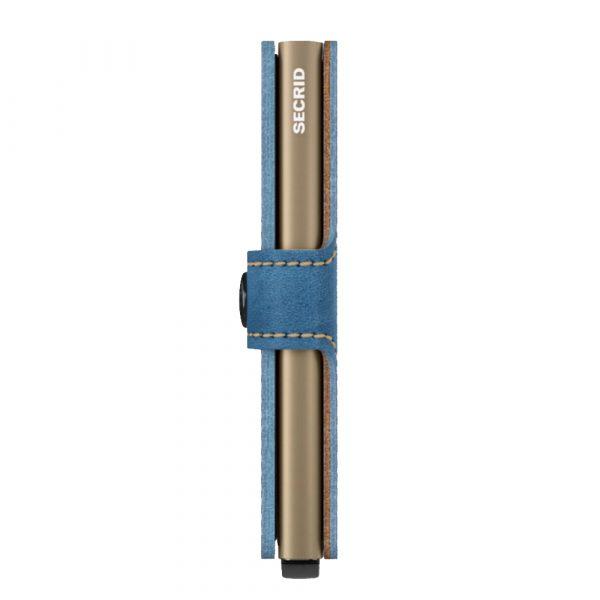 Secrid Miniwallet Indigo 3 - Sand