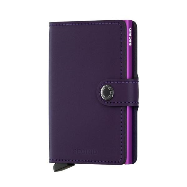 Secrid Miniwallet Matte Purple