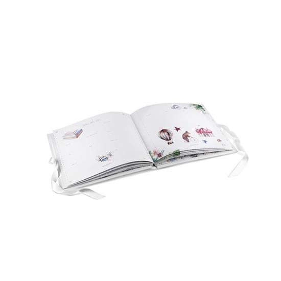 Baby Milestone Book (BMB057)