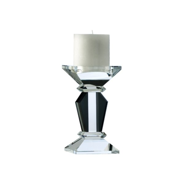 "Deco 7"" Candleholder (DO83)"