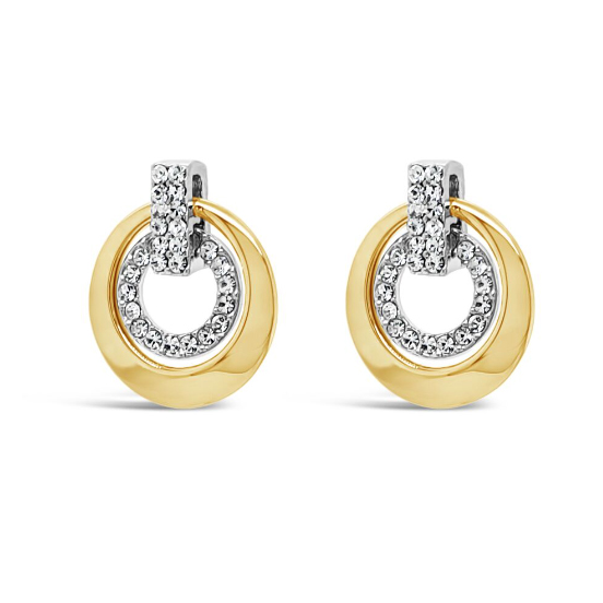Gold Drop Earrings (E2079GL)