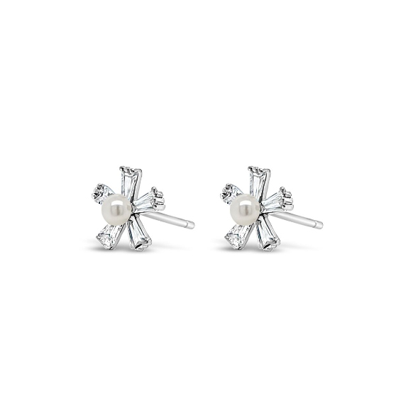 Kids Silver Earrings (HCE420)