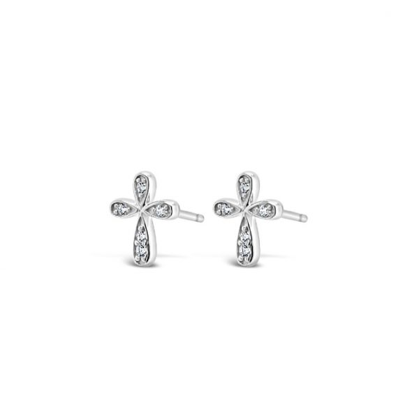 Kids Silver Earrings (HCE421)