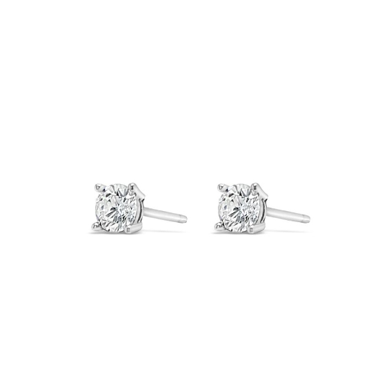 Kids Silver Earrings (HCE426)