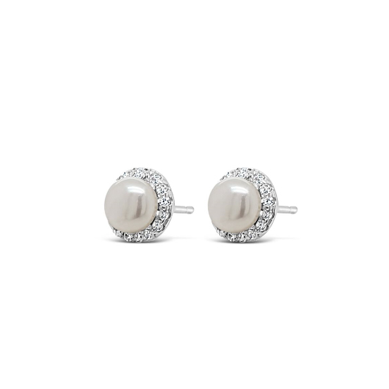 Kids Silver Earrings (HCE430)