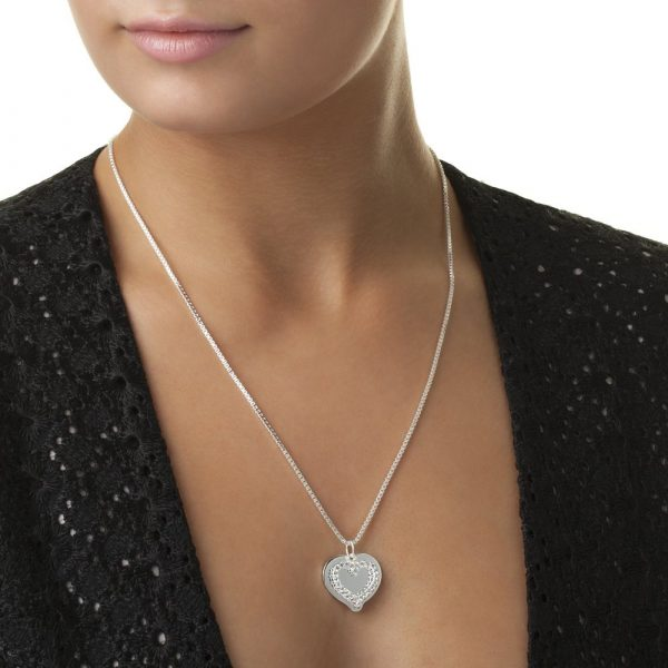 Momentos Pendant with Heart (JC900)