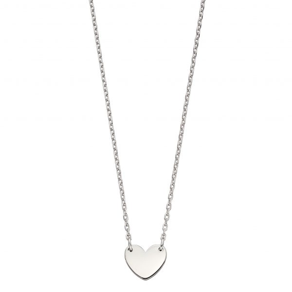 Matilda Adult Heart Chain Necklace (LSN0179)