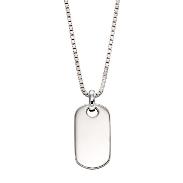 Oli Boys Tag Necklace (LSN0231)