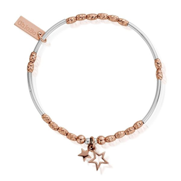 Double Star Bracelet (MBMNSR739)
