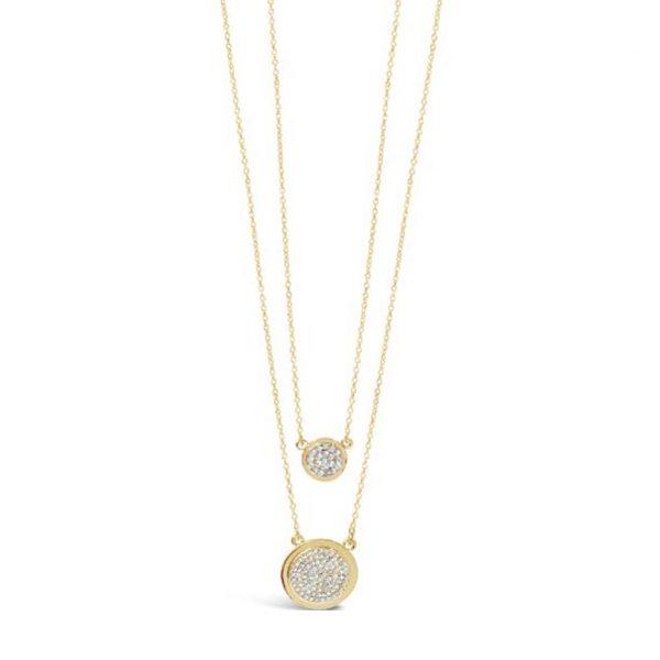 Gold Pendant (N1046GL)