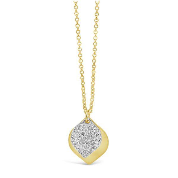 Gold Pendant (E2073GL)