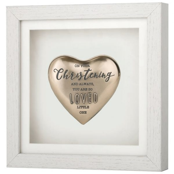 Framed Occasions - Christening Plaque (RR036)