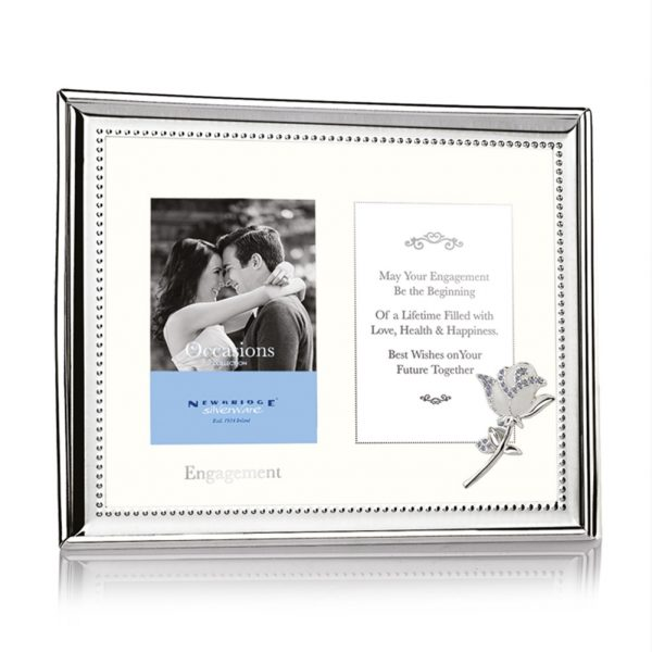 "Occasions Double Frame 3"" x 4"" (S7642)"