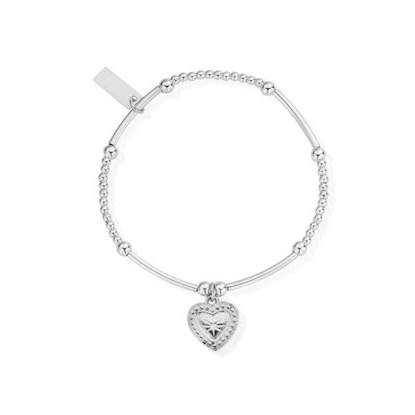 Cute Mini Star Heart Bracelet (SBCM004)