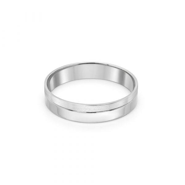 Palladium 950 Wedding Ring