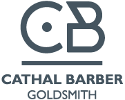 Cathal Barber Goldsmith Logo