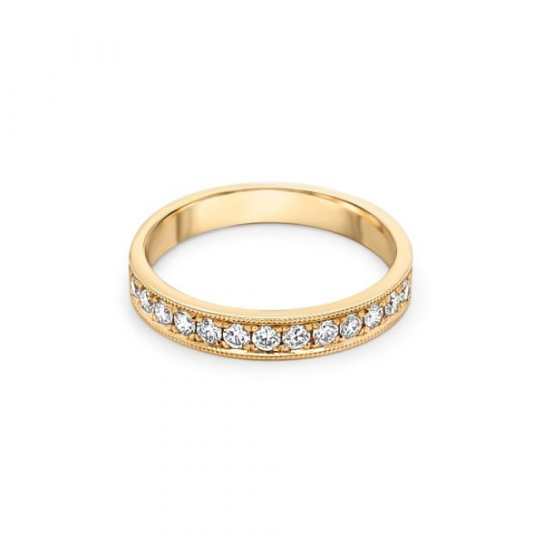 18ct Yellow Gold Wedding Ring