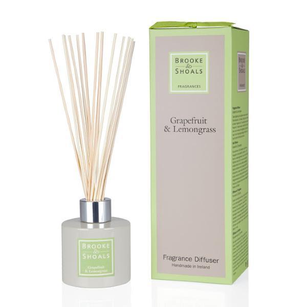 Fragrance Diffuser - Grapefruit and Lemongrass