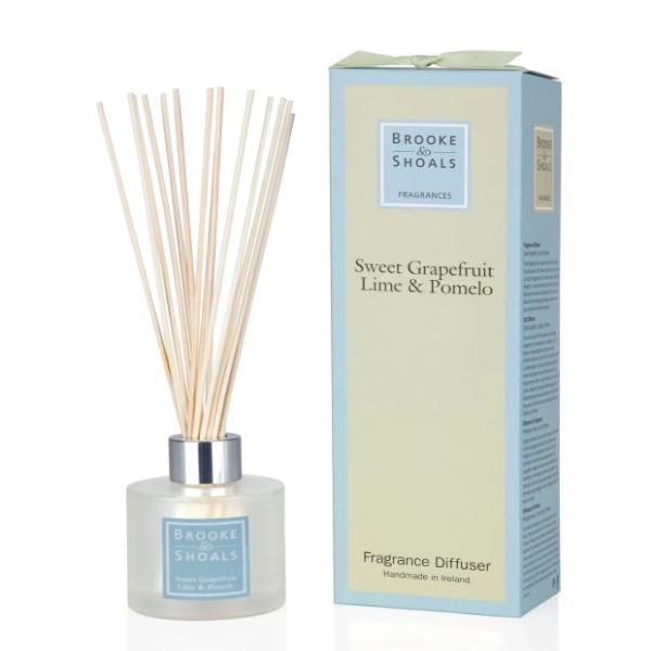 Fragrance Diffuser - Sweet Grapefruit, Lime and Pomelo