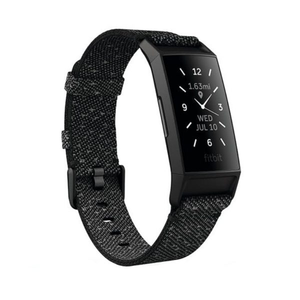 FitBit Charge 4 Granite (FB417BKGY)