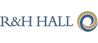 R& H Hall logo