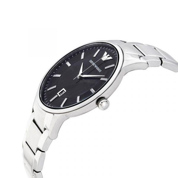 Renato Silver Quartz Watch (AR11181)