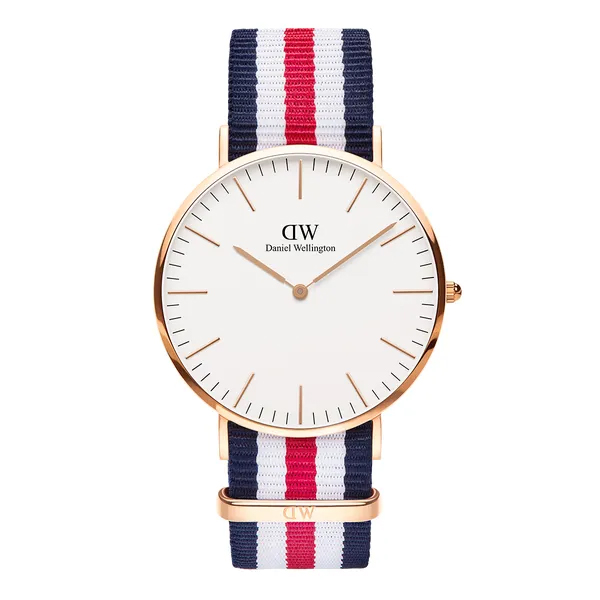 Classic Canterbury 40mm Rose Gold (DW00100002)