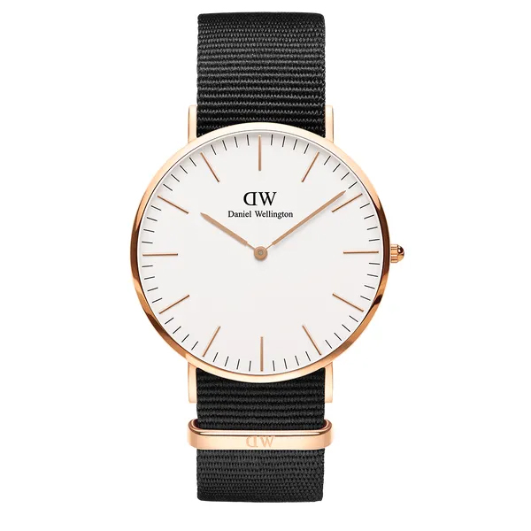 Classic Cornwall 40mm Rose Gold (DW00100257)