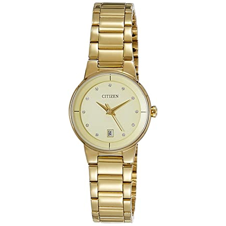 Ladies Quartz Watch (EU6012-58P)