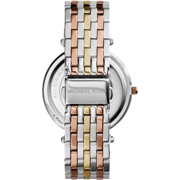 Darci Glitz Two-Tone Watch (MK3203)