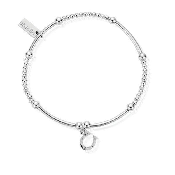 Cute Mini Horseshoe Bracelet (ESBCM423)