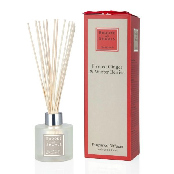 Fragrance Diffuser - Frosted Ginger and Winter Berries
