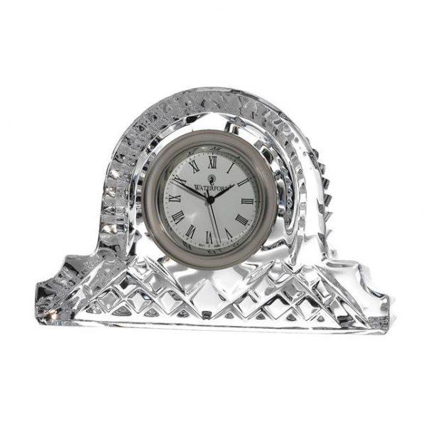 Lismore Large Cottage Clock 12cm (024258092037)