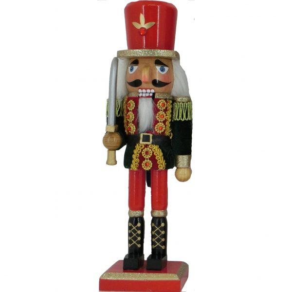 Christmas Nutcracker - Black (196818B)